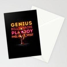 Iron Man: Genius Billionaire Playboy Philanthropist Stationery Cards