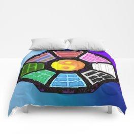 Painted Bagua Comforters