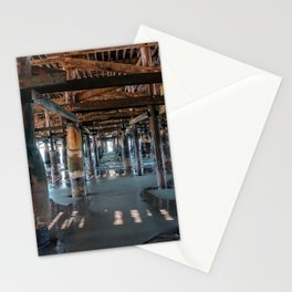 Below the Pier Stationery Cards
