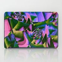 jungle iPad Cases featuring Jungle by Truly Juel