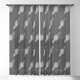 Saturn Sheer Curtain