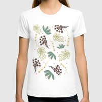 leaf T-shirts featuring leaf by Ceren Aksu Dikenci