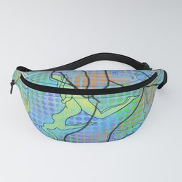 Pattern Pleaser Fanny Pack
