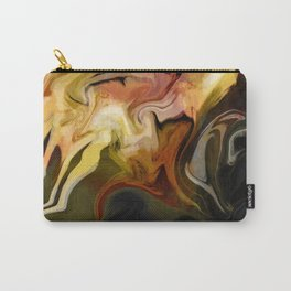 waving abstract no meaning Carry-All Pouch