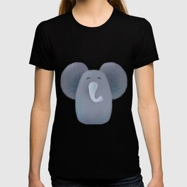Elephant Nursery Art T-shirt