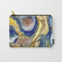 Moving Shores by Nadia J Art Carry-All Pouch