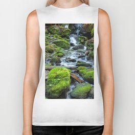 Downstream Biker Tank