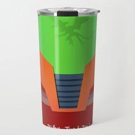 Vector Metroid Travel Mug