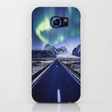 Road to Aurora  Galaxy S6 Slim Case