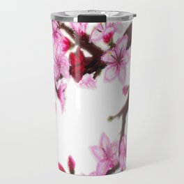Cerezo en flor Travel Mug