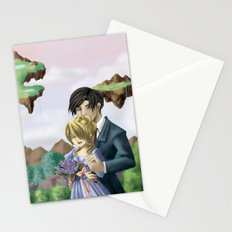 Love's Deception Stationery Cards