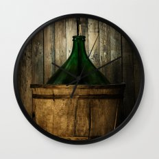 Damigiana Wall Clock