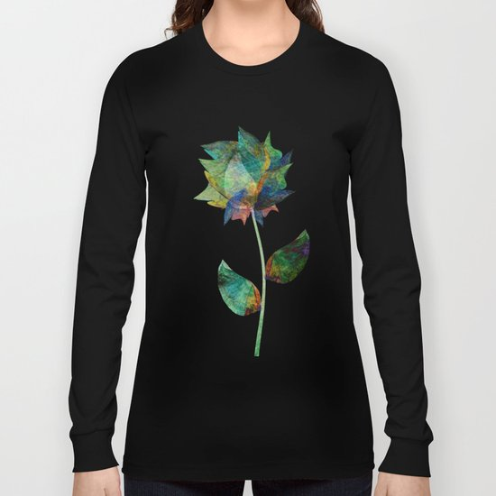 If I would be a Flower Long Sleeve T-shirt