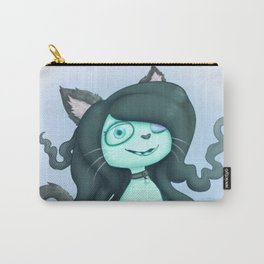 Halloween Whisp Carry-All Pouch