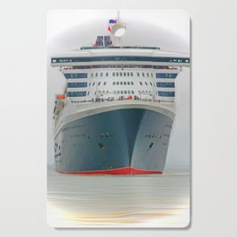 Queen Mary 2 Cutting Board