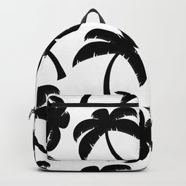 White Beach, Black Out Set - 9 Backpack