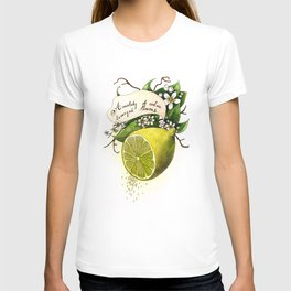 A melody of certain damaged lemons T-shirt