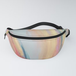 Inside the Rainbow Fanny Pack
