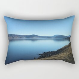 Whale Fjord Rectangular Pillow