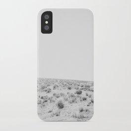 DESERT IX / Page, Arizona iPhone Case