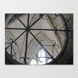 La Basílica del Sagrado Voto Nacional, Once Canvas Print