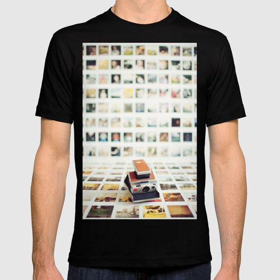 Polaroid Wall T-shirt