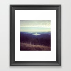 View Point Framed Art Print