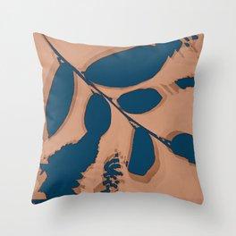 2020 Fall/Winter 03 Peach Throw Pillow