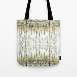 Winterbeach Tote Bag