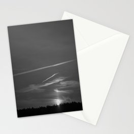 The final scene  Stationery Cards