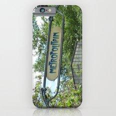 Metropolitain Slim Case iPhone 6s