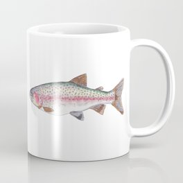 Rory the Rainbow Trout Coffee Mug