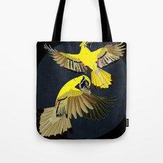 Blue Jays. Tote Bag