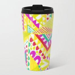Circus Candy Gemetic Travel Mug