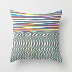 Signal Throw Pillow