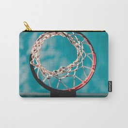 basketball hoop 6 Carry-All Pouch