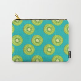 Kiwi Fruit Pattern Carry-All Pouch