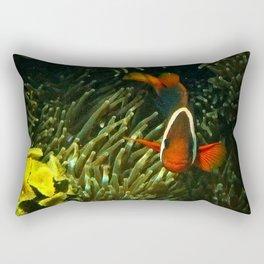 Clowning Around Rectangular Pillow