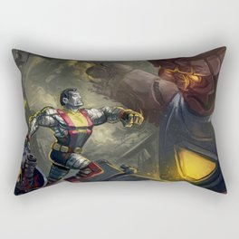 X-men fanart - Colossus! Rectangular Pillow