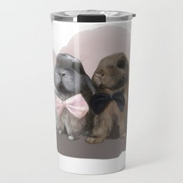 Alfie and Biscuit Travel Mug