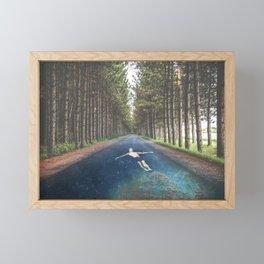 FORREST RIVER Framed Mini Art Print