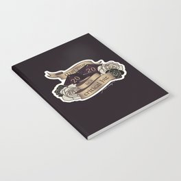 May your 2020 be a critical hit Notebook