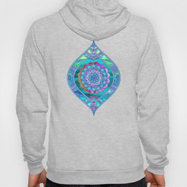 Radiant Boho Color Play Hoody