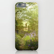 bluebell meadows Slim Case iPhone 6s