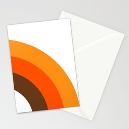 Harvest Rainbow - Right Side Stationery Cards