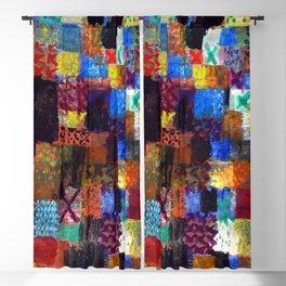 Paul Klee Deep Pathos Blackout Curtain