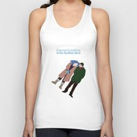 eternal sunshine Tank Tops featuring Eternal Sunshine of the Spotless Mind by bonieiji