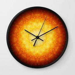 Super Nova Wall Clock