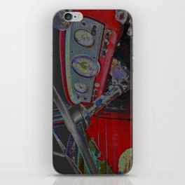 Busted at Midnight iPhone Skin