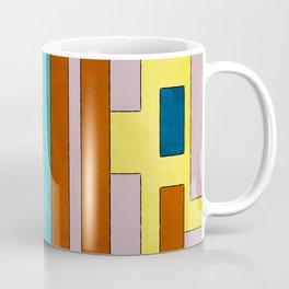 Raygun Capacitor - Abstract Composition Coffee Mug